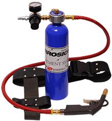 Handi-spray application system