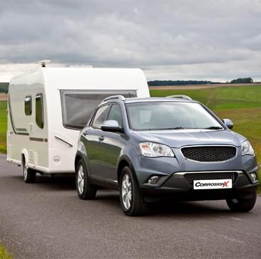 CorrosionX - Caravans